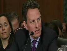 Geithner must act forcefully