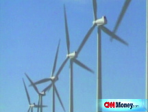 Wind power is in the irons