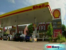 Shell loss on oil price plunge