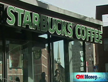 Starbucks for under a buck