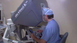 Surgery goes robotic