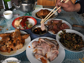 Food of china with names food chinese food china renames menu items for olympics cnn com forumfinder Gallery