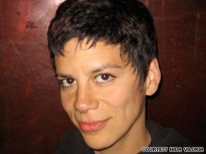 A intersexed woman nude