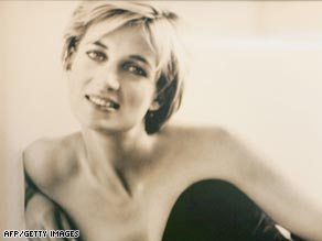 Diana, Princess of Wales, died in a Paris car crash 12 years ago.