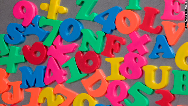the Brain When numbers have color Synesthesia – The Chart