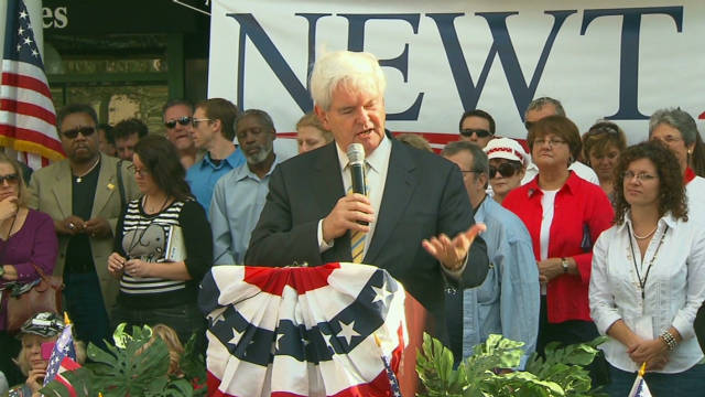 Thumbnail for Newt Gingrich's reversal of political fortune - CNN.com