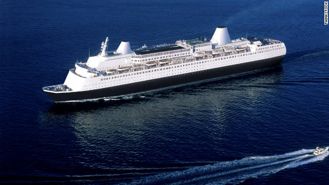 Interest in holding corporate meetings on cruise ships is growing, research shows.
