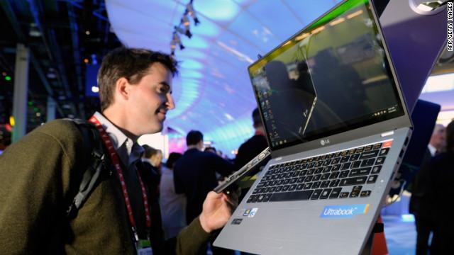 """Ultrabooks"": ¿La evolución de las ""laptops""?"