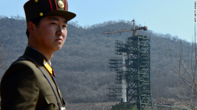 The DPRK Missile Launch - The 411