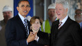 Thumbnail for Obama, Bill Clinton join forces as Romney-Obama race heats up