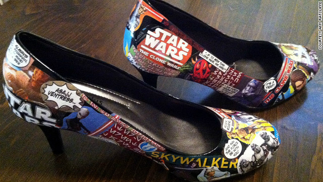 newest 71902 81f11 May the 4th be with your shoes