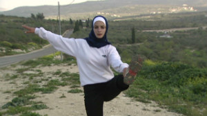 Palestinians train for Olympics