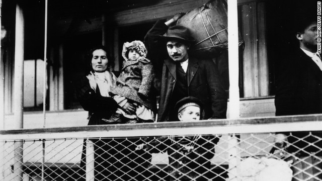When Italian immigrants were 'the other' - CNN.com
