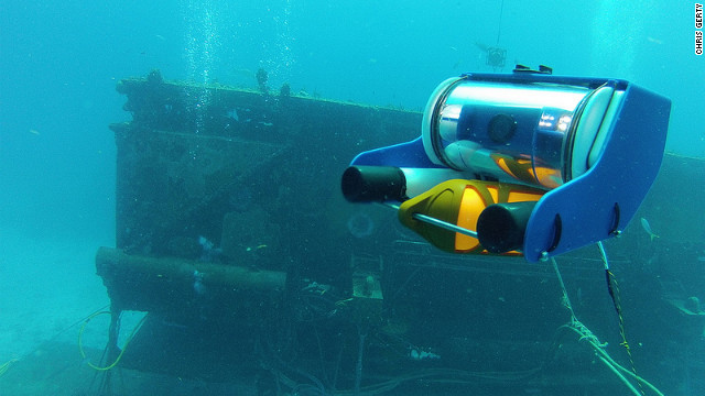 How I learned to make underwater robots - CNN