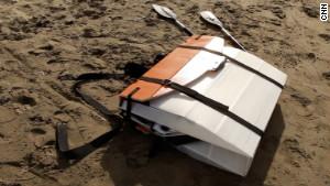 The origami-inspired folding kayak - CNN