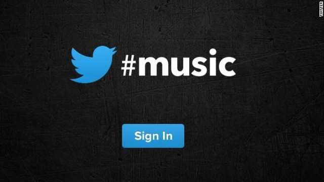 On Friday, Twitter signaled a music site is coming soon, going live with a webpage (albeit one that didn't yet do anything). Unconfirmed reports suggest a Twitter music service would suggest songs for users based on several criteria, including who they follow on Twitter. Ryan Seacrest has already sung its praises -- on Twitter.