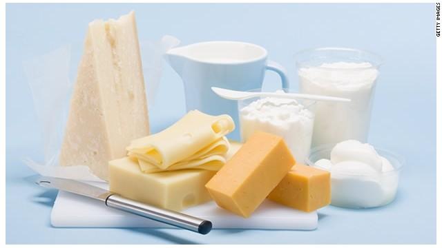ingesta de leche y enfermedad de la próstata