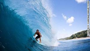 25. Expert Hawaiian dream.