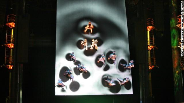 Thumbnail for Cirque du Soleil performer killed in Las Vegas show
