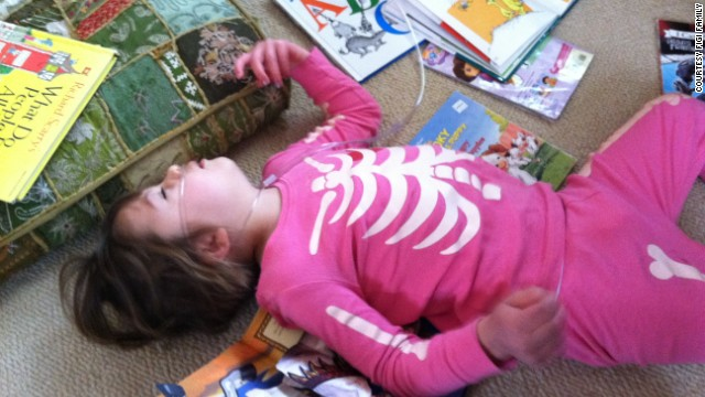Charlotte Figi had her first seizure when she was 3 months old. Over the next few months, the girl, affectionately called Charlie, had frequent seizures lasting two to four hours, and she was hospitalized repeatedly.