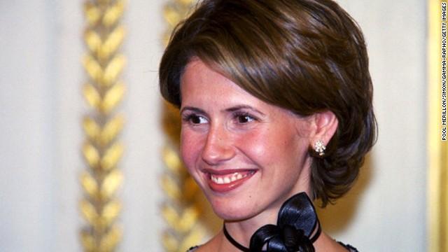 El bajo perfil de Asma al Asad, la primera dama de Siria | CNN