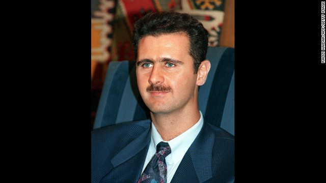 Is bashar al assad the best option for syra