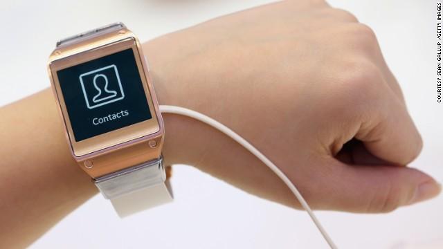 """Qué tan inteligente puede ser un """"smartwatch"""""""