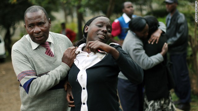 Kenyan police vow to 'finish and punish' Westgate Mall terrorists - CNN.com
