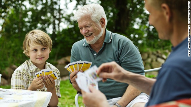 Maintaining an active social life provides mental stimulation and lowers stress. It also lowers the risk for dementia and Alzheimer's disease. The more social activities, the better, and people who choose mentally challenging leisure pursuits such as playing cards with friends or joining a community organization do better in general than those whose activities are primarily physical or social. Living alone or avoiding social ties raises the risk of dementia.
