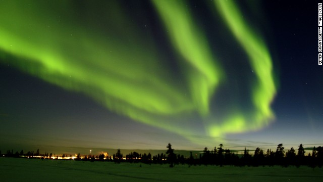 Northern Scandinavia is famed for the spectacular Northern Lights. These days, it's gaining more of a reputation as a high-tech data storage hub for some of the world's biggest companies.