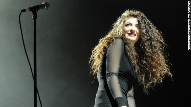 Lorde 60th grammy