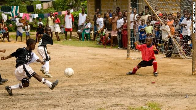 Liberia Stories