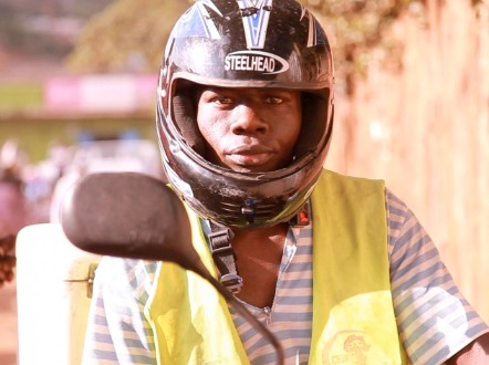 Makokha wants to expand his courier business outside Nairobi.