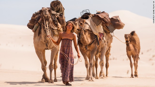 In 1977, Robyn Davidson trekked across the Australian desert with four camels and a dog, in what would become one of National Geographic's most popular photo essays of all time.
