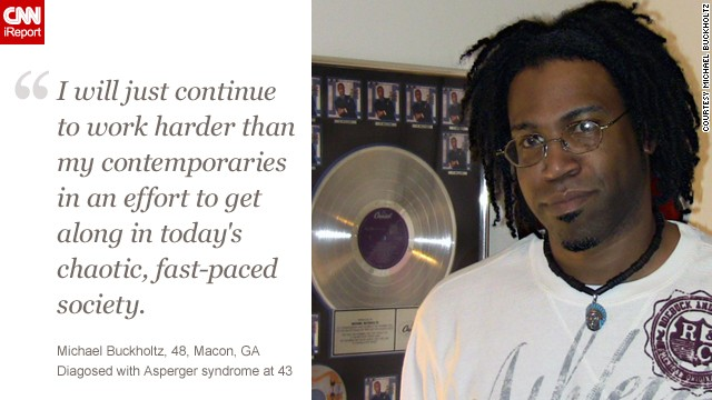 <a href='http://ireport.cnn.com/docs/DOC-768049'>Learn more about Michael's story</a> on iReport.