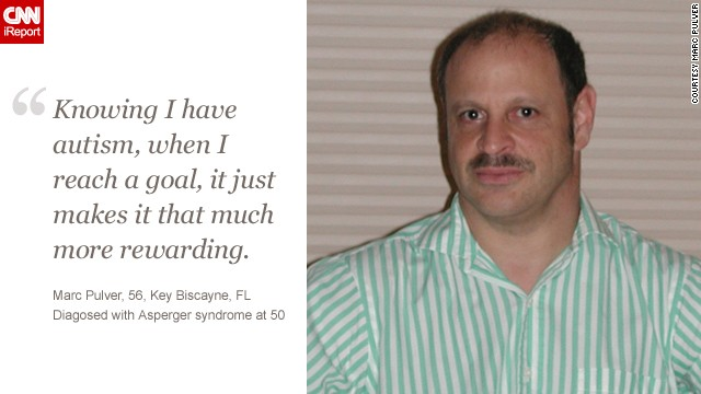 <a href='http://ireport.cnn.com/docs/DOC-770055'>Learn more about Marc's story</a> on iReport