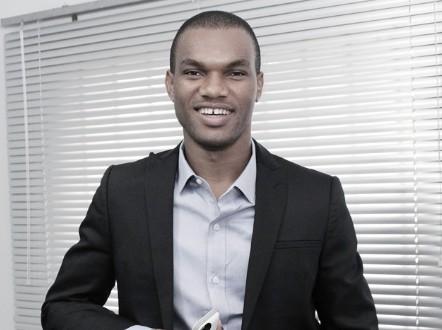 Editi Effiong, founder of Anakle.com who created the app - (Courtesy Anakle.com)