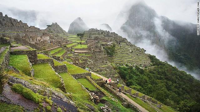 Peru's 15th-century Inca citadel of Machu Picchu was named the world's top landmark by TripAdvisor. Discuss.