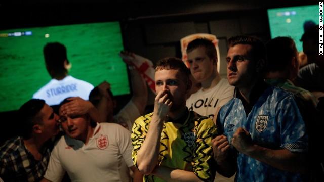 A cobertura da BBC do jogo de abertura da Inglaterra contra a Itália atraiu 14,2 milhões de telespectadores no Reino Unido, tornando-se o evento mais assistido da rede em 2014, de acordo com a FIFA.