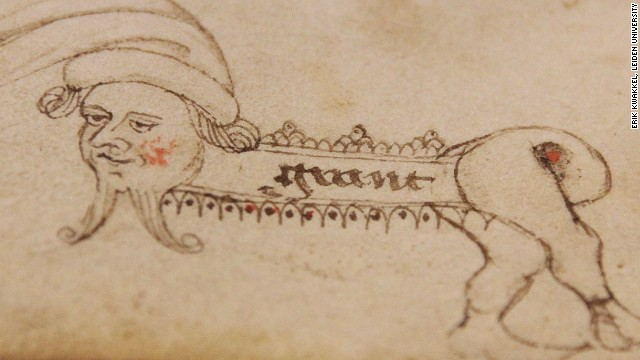 Thumbnail for Gold mine of cheeky medieval doodles show ancestors just as silly as us