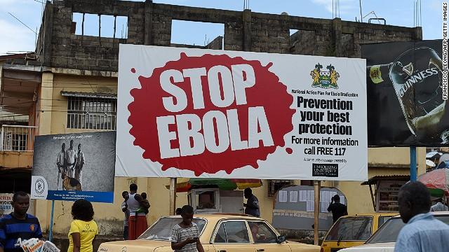 Los africanos que lidera la lucha contra el Ébola