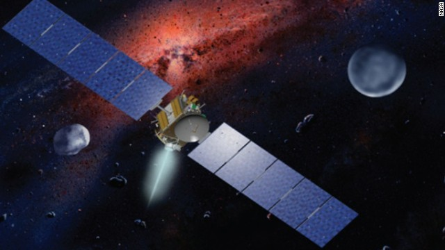 Dawn is designed to orbit the protoplanet Vesta and the dwarf planet Ceres -- the two most massive bodies in the main asteroid belt between Mars and Jupiter. The mission, launched in 2007, will provide scientists with new knowledge of how the solar system formed and evolved. Dawn arrived at Vesta in 2011 and will orbit Ceres in March.