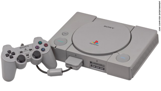 The original PlayStation was a 32-bit console released in Japan on December 3, 1994 and in North America and elsewhere in September of the following year. It sold for $  299 and became the first gaming console to ship more than 10 million units over the next decade.