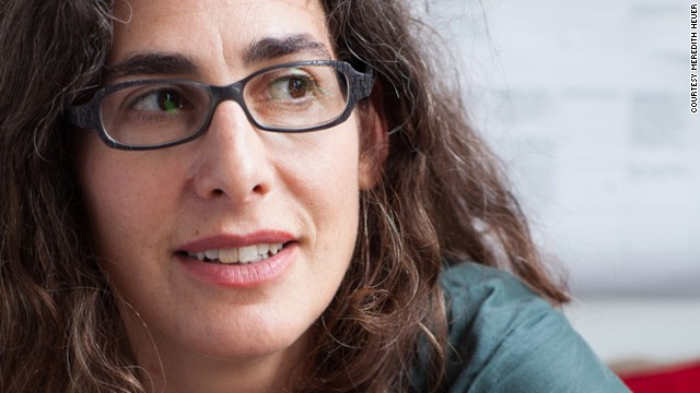 Sarah Koenig hosts the popular podcast