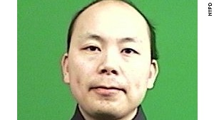 New York Police Officer Wenjian Liu