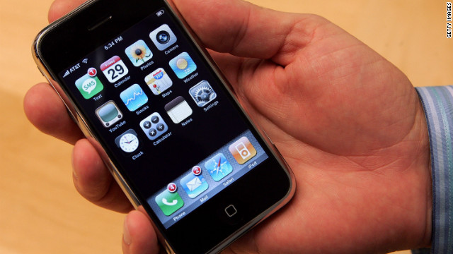 what year did the first iphone come out 5 ways the iphone changed our lives cnn 21237