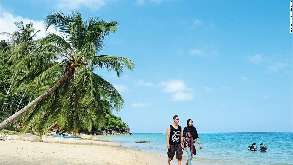 World39 S 100 Best Beaches Top 25 21 Juara Beach Tioman