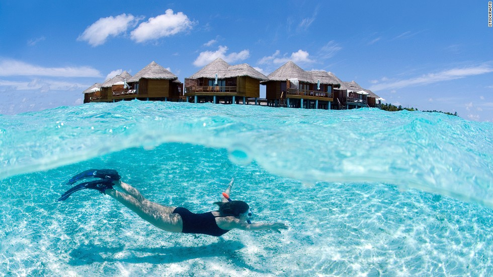 World39 S 100 Best Beaches Top 25 Sun Island Beach