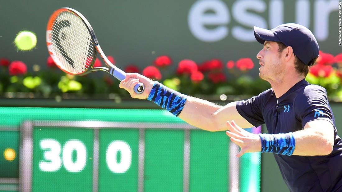 Novak Djokovic sets up final with Roger Federer at Indian Wells - CNN.com