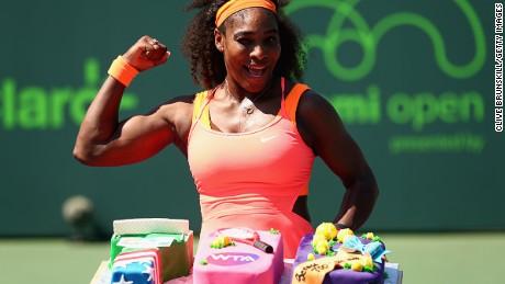 Dominant Serena Williams takes Miami Open crown  - CNN.com